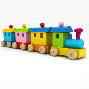 Picture for category Toy Trains