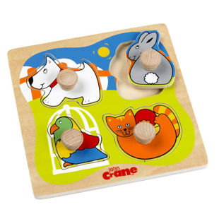 Picture for category Peg&Knob Puzzles