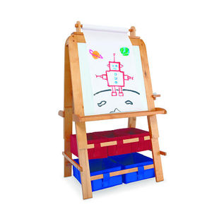 Picture of Drawing Easel for Kids