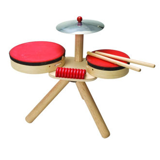 Picture of Wooden Toy Drums