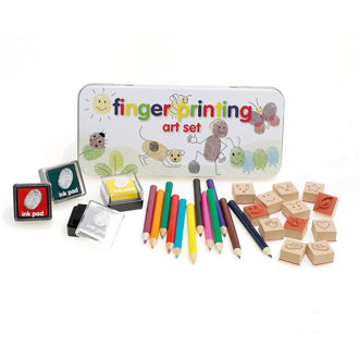 Picture of Finger Printing Art Set