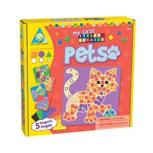 Picture of Sticky Mosaics Pets
