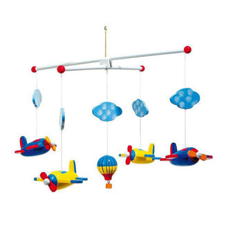 Picture of Areoplanes Mobile Toy