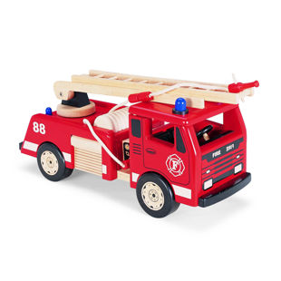 Picture of Toy Fire Truck