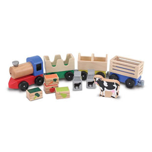 Picture of Animal Toy Train