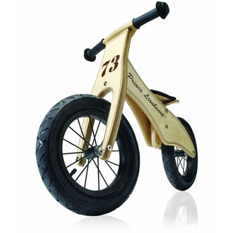 Picture of Wooden Push Bike