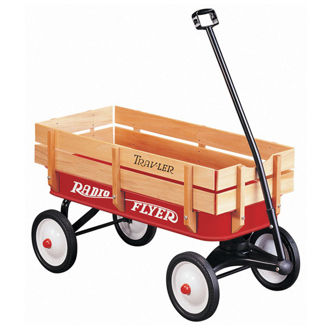 Picture of Radio Flyer Wagon