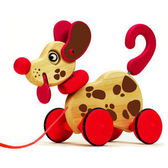 Picture of Pull-Along Dog Toy