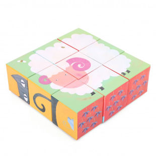 Picture of Sheep Cube Puzzle
