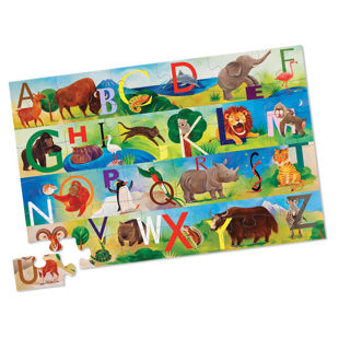 Picture of Alphabet Floor Puzzles