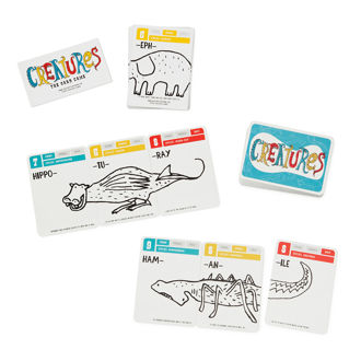 Picture of Creatures Card Game