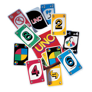 Picture of Uno Card Game